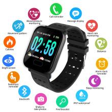 Reloj A6 Smart Watch2020 Waterproof Activity Fitness Tracker Bracelet Heart Rate Blood Pressure Women Smartwatch Men amazfit gtr
