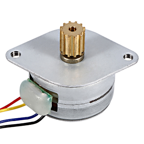 Geared Stepper Motor, 24mm Mirco Stepper Motor, 28mm Miniatures Stepper Motor Customizable