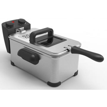 Electrical Deep Fat Fryer With Timer