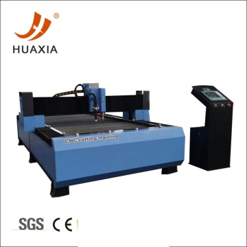 CNC Hypertherm plasma marking machine for steel cutting