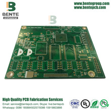 High Precision Multilayer PCB Industrial Controller