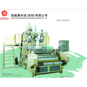 1000mm Nisa LLDPE Film Machine