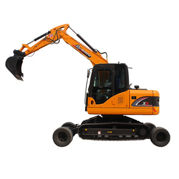 patent product wheel -crawler excavator X9