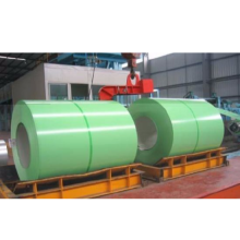 Prepainted Galvalume Zinc Aluminium Color Coated Steel Coil