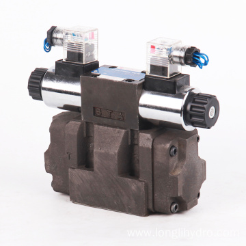 4WEH10 Pilot Operated Solenoid Directional Spool Valves