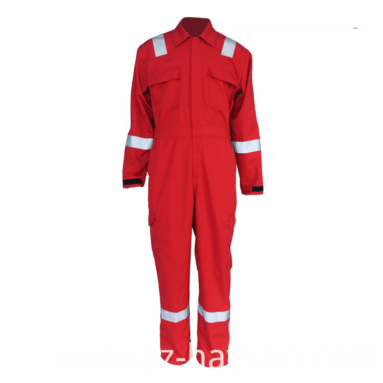 Fire Resistant Fireman Construction Protective Clothing