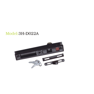 ALUMINIUM DOOR DOUBLE SIDE LATCH LOCK