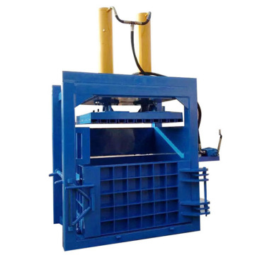 PET bottle press baling machine and baler machine