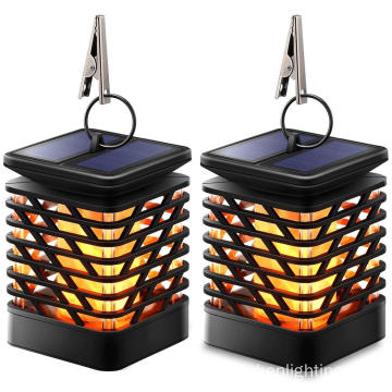 Outdoor Hanging Solar Torch Lighting for Garden