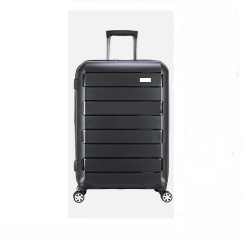 Black Pp Luggage