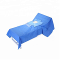 Disposable laparoscopy drapes medical laparotomy packs