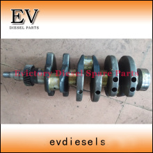 S3L cylinder head block crankshaft connecting rod