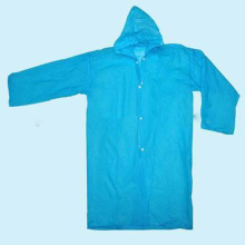 Hot Sale Waterproof transparent  womens pvc raincoat