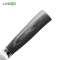 Classic Serrated Santoku Salad Knife