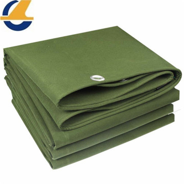 Polyester Canvas Tarpaulin Stocklot​