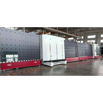 Step Glazing Insulating Glass Sealing Line
