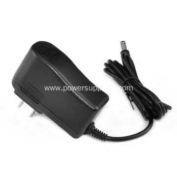 15W Wall Mount Power Adapter For Security System