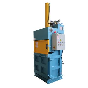 Plastic pet bottle baler machine for factory sale