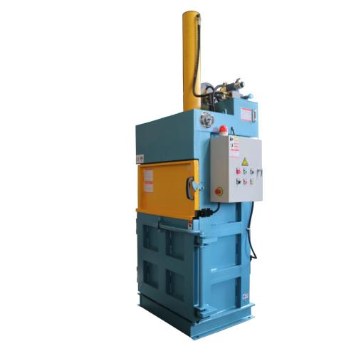 Hydraulic waste baling press machine with CE