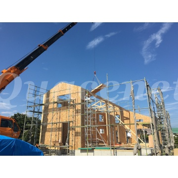 Structural Insulated Panel House