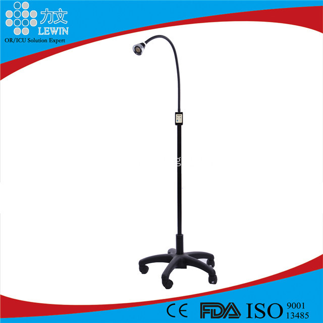 Mobile LED Shadowless examination lamp