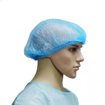 disposable surgical medical bouffant surgeon cap