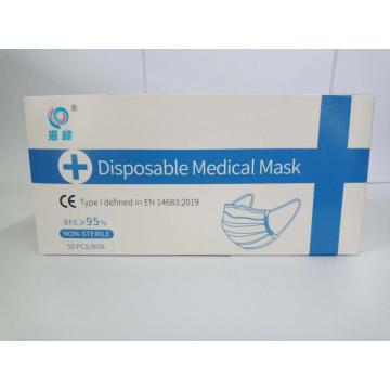 Non sterile disposable mask