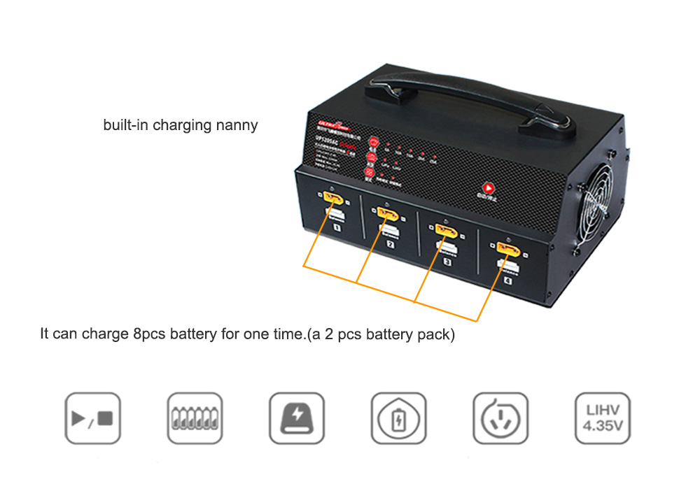 Agricultural High Power Charger