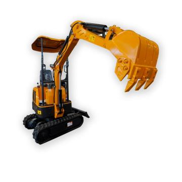 mini excavator 1 ton hot popular in Sweden