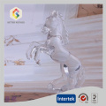 Horse Shape Glass Ornaments For Home Decoration