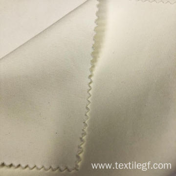 Double Cotton And Polyester Fabric