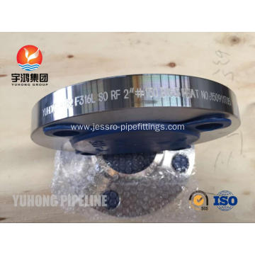 JIS B2220 SOP FF, SOH FF, SUS316L FLANGE , BV MODE II , SHIP BUILDING APPLICATION