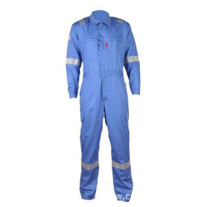 flame resistant workwear  safety coverall