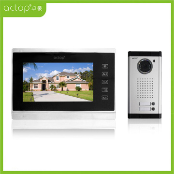 Memory Video Doorbell Intercom System