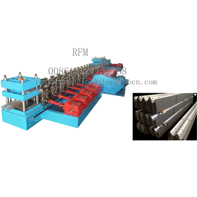 Steel Guardrail Manufactures For Highway
