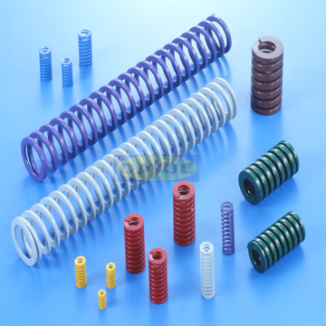 ISO standard light load spring for mold