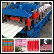 High Quality Metal Tiles Roll Forming Machine