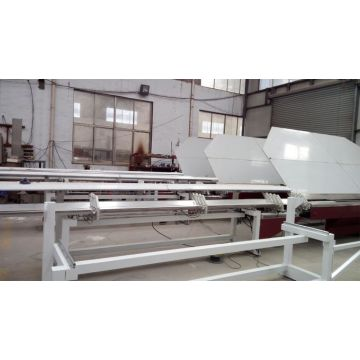 Aluminum Space Bar Bending Glass Machine