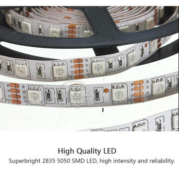 Mingxue led grow light strip 12v dc, ul certified 14W led strip grow lights