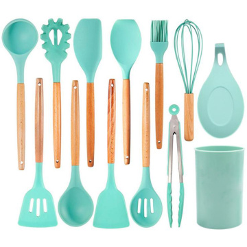13pcs Silicone Utensil set