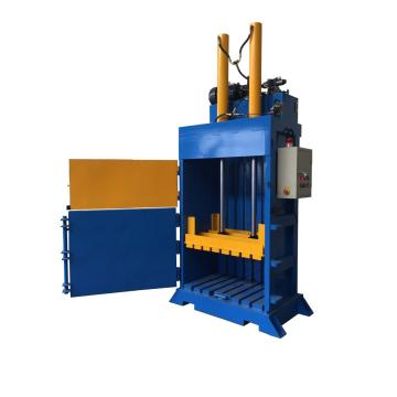 Factory direct sale hydraulic press baler machine
