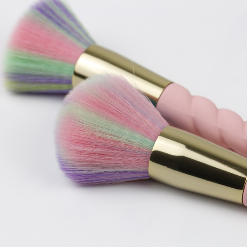 Plastic Makeup Brushes