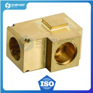 Forging brass components design