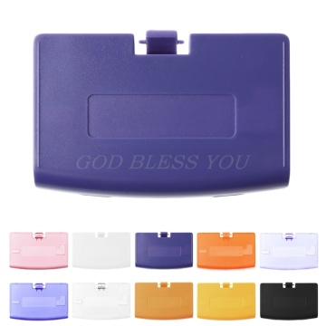 Battery Cover Back Door Lid Replace For Nintendo Gameboy Advance GBA Console Drop Shipping