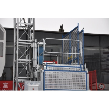 high stability building hoist with high reliability