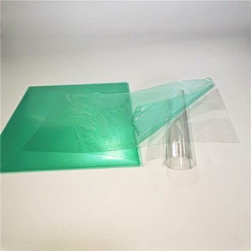 Plastic PET sheet clear PET sheet