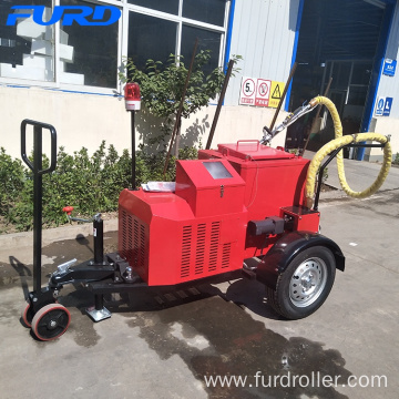 Gsoline generator engine electric Trailer asphalt Crack Seal Machine FGF-100