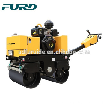 Hand Push Double Smooth Wheel Vibratory Roller Hand Push Double Smooth Wheel Vibratory Roller FYL-800C