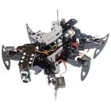 Adeept Hexapod Spider Robot Kit Stem Robotics Kit for Arduino