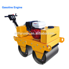 Factory wholesale hand road roller with gasoline engine